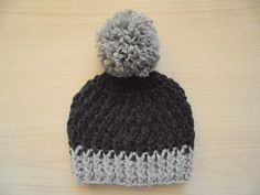 Baby pom pom hat Newborn boy hat Baby pom pom beanie Winter baby boy hat Baby boy hat Wool baby hat Crochet baby hat Charcoal baby hat by eanddcreation on Etsy https://www.etsy.com/au/listing/502463491/baby-pom-pom-hat-newborn-boy-hat-baby