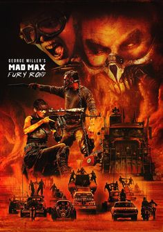 """""""Mad Max: Fury Road"""" by Sam Coyle"""