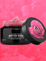 """The Best-Smelling Beauty Products You Can Buy Now #refinery29  http://www.refinery29.com/rose-water-benefits#slide-1  The Body Shop's new line is completely rose-centric, and we specifically love this body scrub. It sloughs off dead skin and leaves you smelling sweet. The Body Shop British Rose Exfoliating Gel Body Scrub, $24, available at <a href=""""http://www.thebodyshop-usa.com/bat..."""