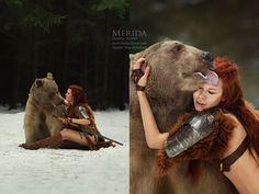 Merida By Dasha Kond | Absolutely Beautiful Fairytale Photographs