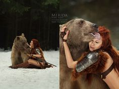 Merida By Dasha Kond | Absolutely Beautiful Fairytale Photographs