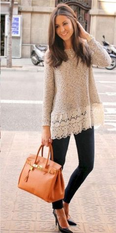 Fabulous winter outfits to copy as soon as possible 03