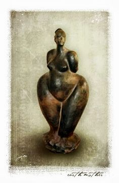 Earth Mother Paint Shop, Sculpture, Statue, Digital, Gallery, Artwork, Painting, Earth, Artists