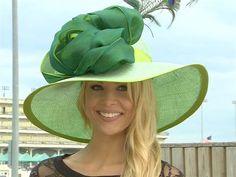 "The ""Sprite"" comes in the season's most popular color, green."