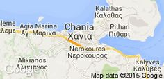 East Midlands Airport : Chania