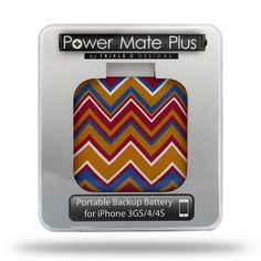 Triple C Designs Power Mate Plus Boh Rainbow