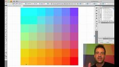 Every Color Lesson in Josef Albers' Course Explained in Adobe Illustrator by the Color Matrix