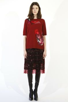 Louis Vuitton Pre-Fall 2014 - Slideshow - Runway, Fashion Week, Fashion Shows, Reviews and Fashion Images - WWD.com