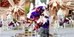Vibrant colourful flowers for summer weddings. We love purple and red weddings at Casa-lee Country Lodge in Pretoria East Pretoria, Summer Weddings, Red Wedding, Classic White, Colorful Flowers, Reception, Vibrant, Country, Purple