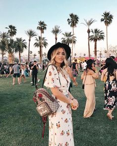 """56.9k Likes, 303 Comments - Janni Delér (@jannid) on Instagram: """"This was my first time at Coachella, and it's been such an amazing experience ❤️ Thanks to…"""""""