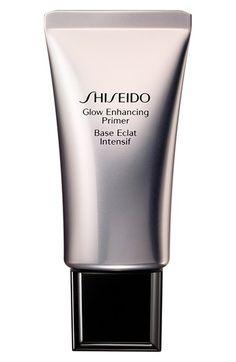 Shiseido 'Skin Glow' Enhancing Primer SPF 15 available at #Nordstrom