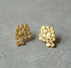 Delicate Sculptural Jewelry by Studio Baladi
