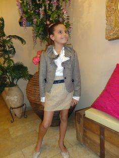 Little girls high quality fashion