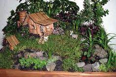 Image result for miniature landscape