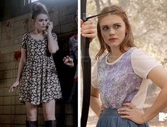Lydia Martin style fashion outfit teen wolf holland roden