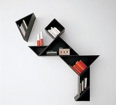 Bibliothèques et étagères lago tangram__b_
