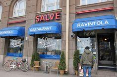 ラヴィントラ サルヴェ - ヘルシンキのおすすめグルメ・食事 | 現地を知り尽くしたガイドによる口コミ情報【トラベルコちゃん】