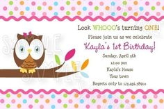 Invites for my baby girls 2nd Birthday