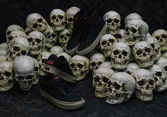 89ed722f5245 The Darkside Initiative Vans Old Skool + Sk8-Hi