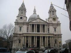 st pauls cathedral WEST DOORWAY
