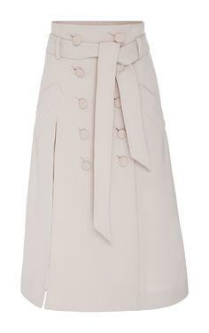 Safari Skirt by PRABAL GURUNG for Preorder on Moda Operandi