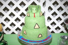 Owen would love this cake!