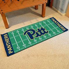 University of Pittsburgh Football Field Runner