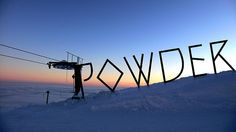 Powder! #quote #snowboard #winter