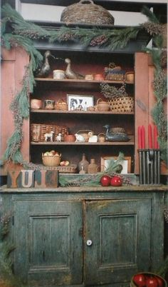 Christmas and Primitives.  Wow!  That's all I can say.  For ideas only.  shell