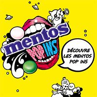 Les Mentos Pop Ins débarquent !