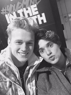 Tristan and Brad