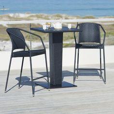 Baaripöytä THY P68cm+2 tuolia LAMDRUP