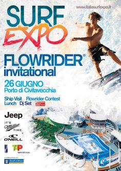 SURFEXPO FLOWRIDER ® INVITATIONAL