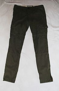 #Shopping Starting Bid $19.99 Girls Abercrombie Green Pants Size 16 New with tags Free Shipping