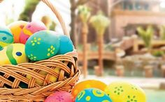 From 19 March to the 3 April, discover an array of spectacular Easter activities at our Easter Wonderland.