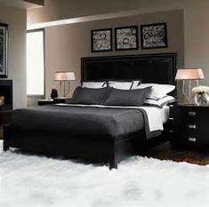 Dekorieren Sie Schwarz Schlafzimmer Möbel - Schlafzimmer