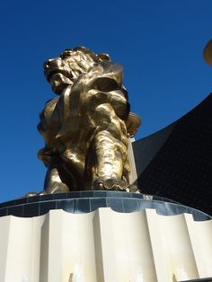 Las Vegas Nevada, Lion Sculpture, Statue, Art, Art Background, Kunst, Performing Arts, Sculptures, Sculpture