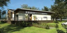 1000 images about casas hechas con contenedores on pinterest shipping containers container - Casas hechas de contenedores ...