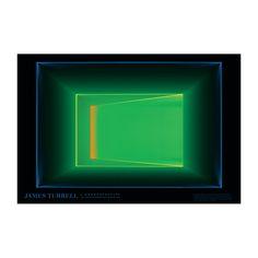 James Turrell: Key Lime Poster