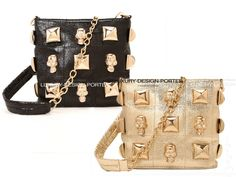 Designer 3D Skull Cracked-leatherette Women handbag Crossbody Purse Clutch Shoulder Bag IT BAG Bolsa