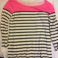 J Crew Long Sleeve Top A classic top! Great condition no stains or tears J. Crew Tops Tees - Long Sleeve