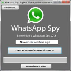 on WhatsApp for Free Spy phone app call recording and whatsapp without ...
