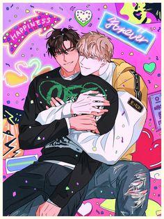 "🤠JAXX🤠 on Twitter: ""이율배반 완결축전드린것!… "" Anime Pixel Art, Anime Art, Manga Boy, Manga Anime, Yakuza Anime, Pony Drawing, Anime Couples Drawings, Manga Illustration, Gay Art"
