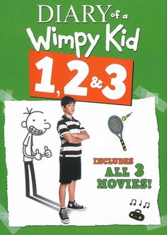 Diary Of A Wimpy Kid Triple Feature