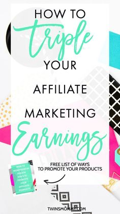 Affiliate Made Easy with How to Triple Your Affiliate Marketing Earnings On Your New Blog – I'm…... >> Discover more by clicking the photo link