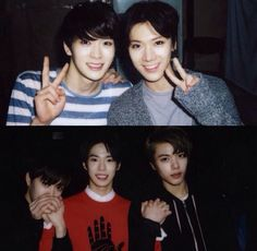 Jaehyun, Ten, Yuta, Doyoung and Hansol #SMROOKIES