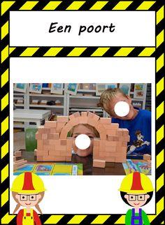 De bouwhoek: Bouwinspiratie Kindergarten, Lego, Building, Legos, Buildings, Kindergartens, Preschool, Construction, Kindergarten Center Management
