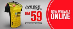 Perak Home Jersey Fans Issue