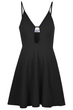 Textured Skater Dress by Oh My Love - Dresses - Clothing