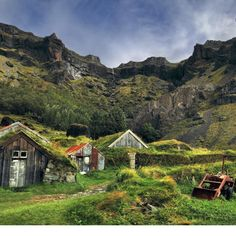 Abandoned Farm in Iceland
